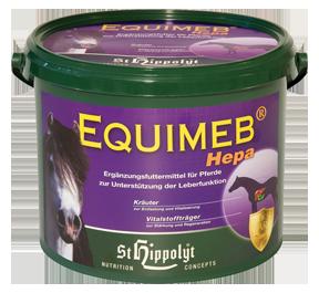 Equimeb Hepa, understödjar levern