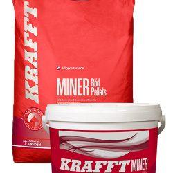 Krafft Miner Röd 20kg