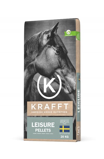 KRAFFT LEISURE PELLETS