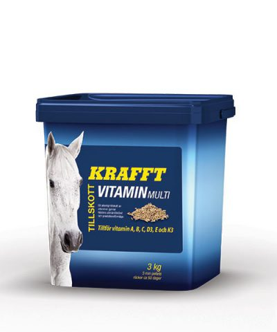 Krafft Vitamin Multi Pellets 10kg