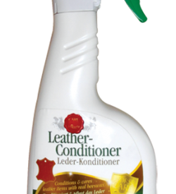 St. Hippolyt läderconditioner (inkl. spray)