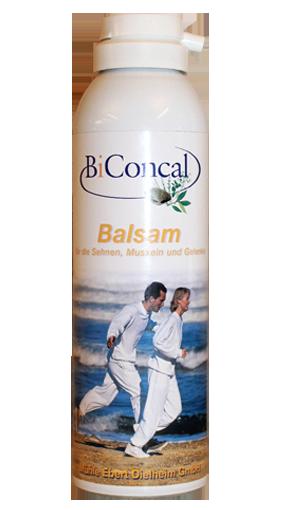 Bi-Concal Balsam, skumspray till bindvävnat