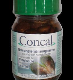 Concal – bindvävskur