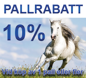 Stallpartner.se rabatt vid köp av helpall